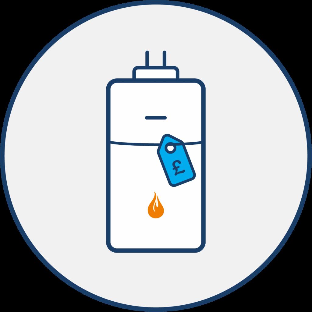 Arlow Heating -Icons_ Boiler-discount - Gas engineers - Bridgwater