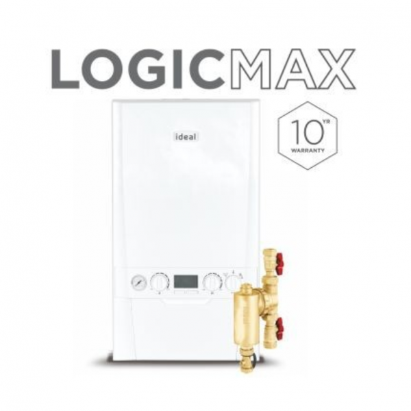 Ideal boilers- Logic- Max- Heating engineers - new boiler installers near me