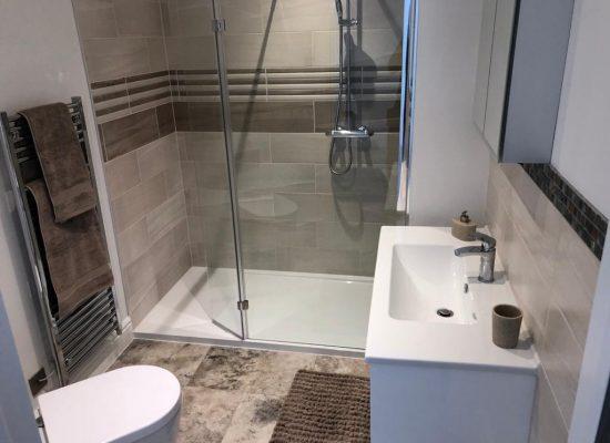 Luxury Bathroom installations - Taunton