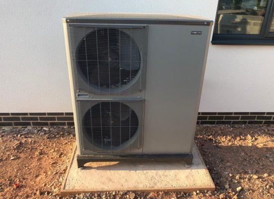Air source renewable energy- Bridgwater- Taunton - Installers
