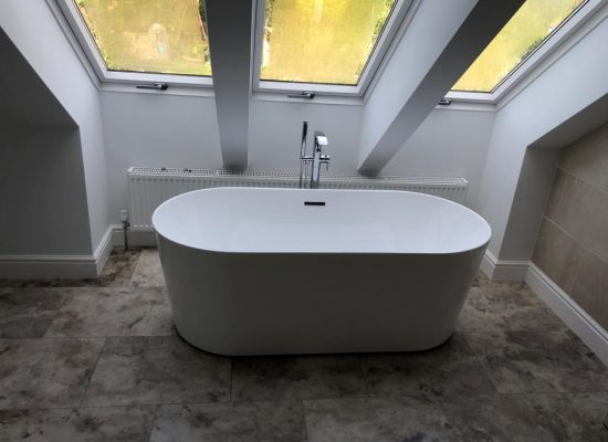 Luxury Bathroom installations - Taunton - Bridgwater