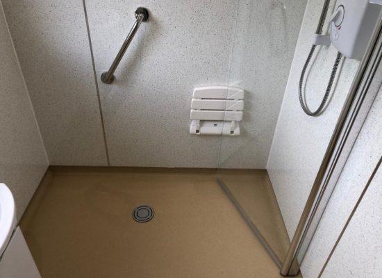 Wet room installers - Somerset - Impey wet room installers
