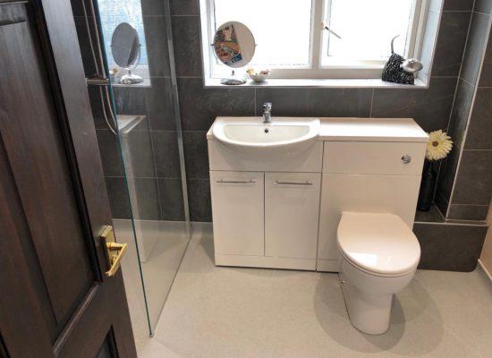 Wet room installers - Cannington - Somerset - Impey wet room installers