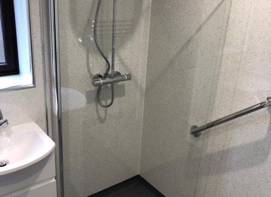 Wet room installers - Bridgwater - Somerset - Impey wet room installers
