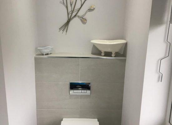 Luxury wet room - bathroom- installers- bridgwater- taunton