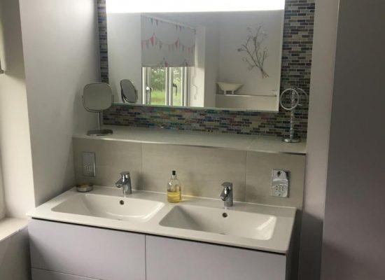 Luxury bathroom installers- bathroom fitters- Bridgwater- Taunton