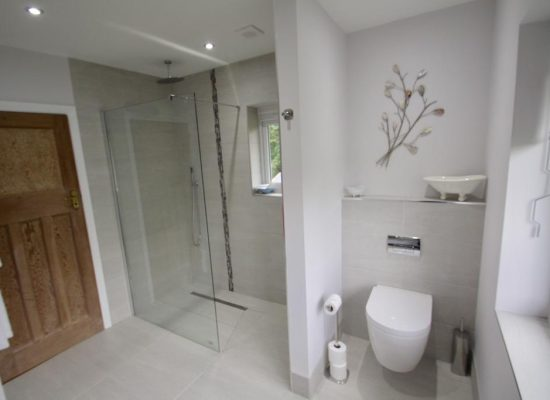 Luxury Wet room - installers- Bridgwater- Taunton- Impey wet room
