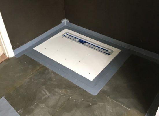 Impey wet room installers - Bridgwater - Taunton